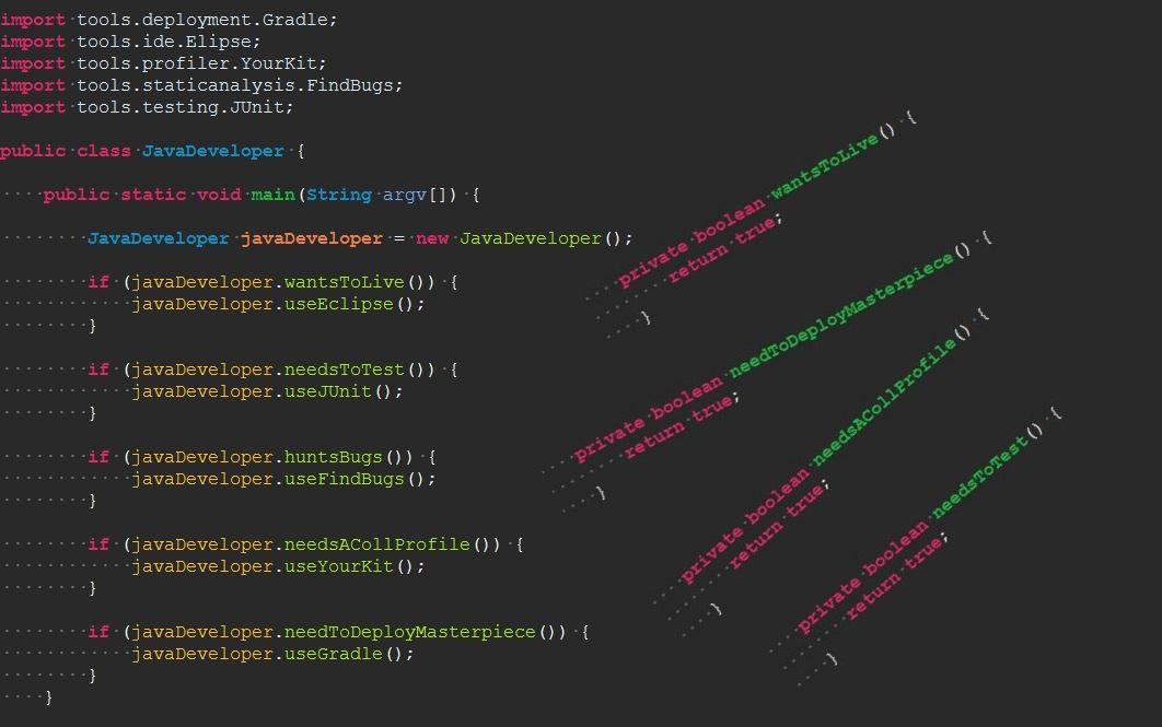 best java development tools