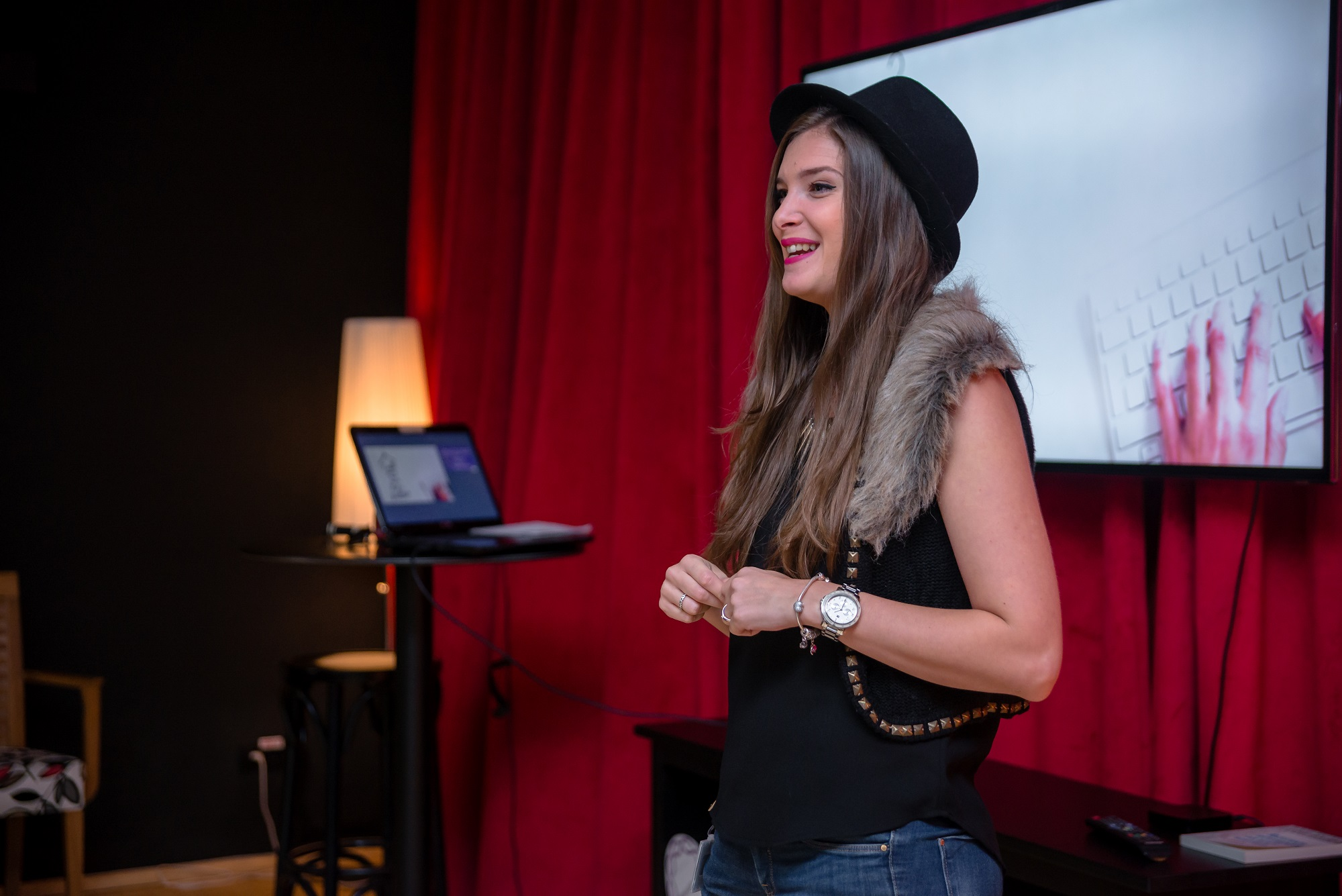 Infobest has launched the Romanian version of StylishCircle with a great event