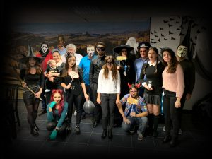Office Halloween Party. Keep it creepy!