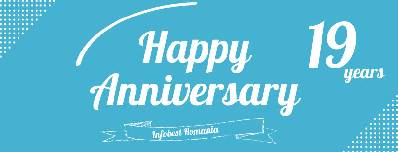 Celebrating 19 years of Infobest in Romania