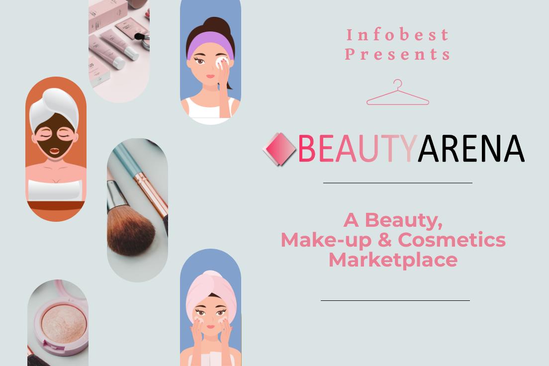 beauty, make-up & cosmetics marketplace