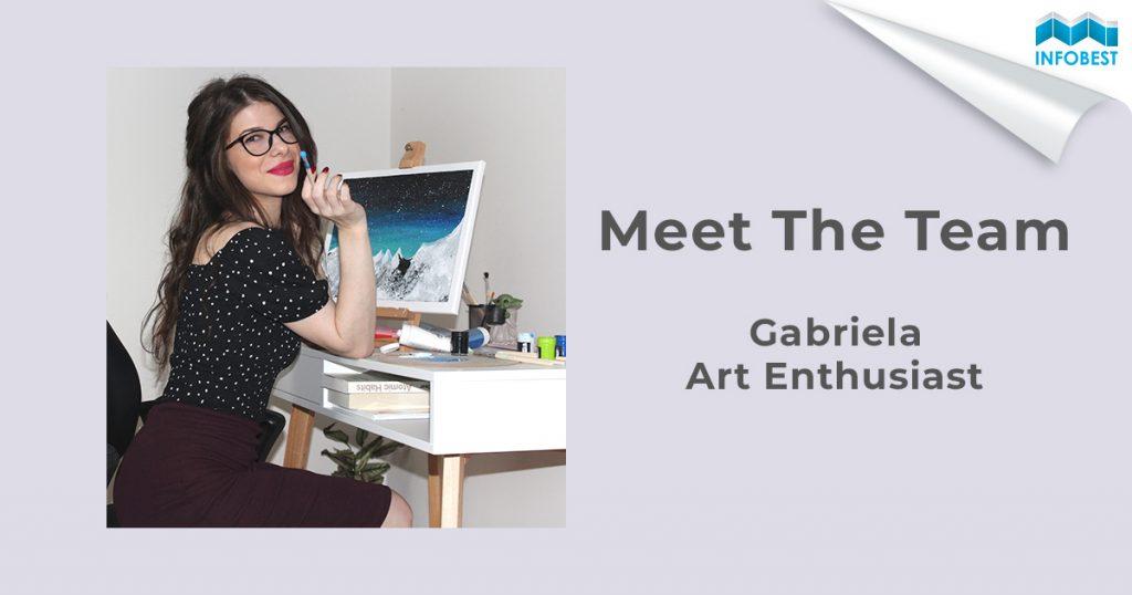 meet our team - Gabriela